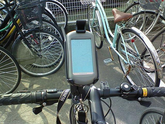 自転車でOREGON300