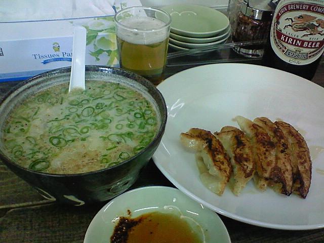 クラシコ→四一餃子@尾道ナウ